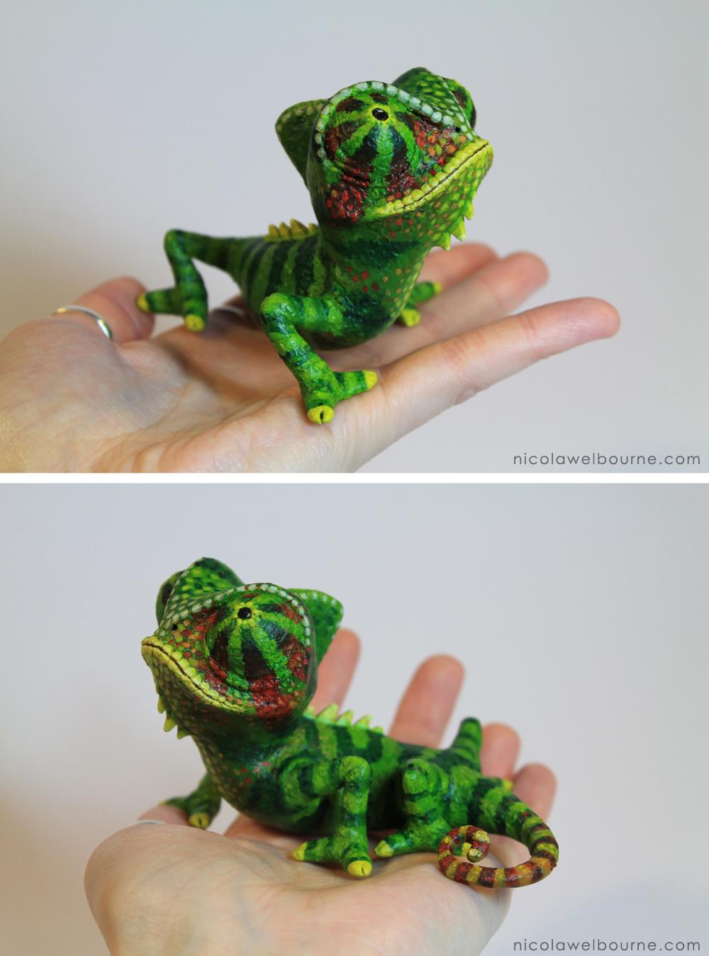 Chameleon Hands