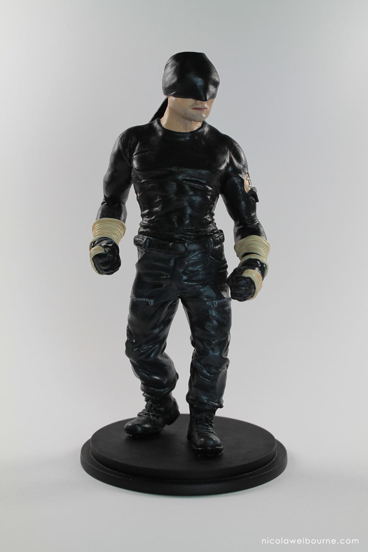 Daredevil Model Front