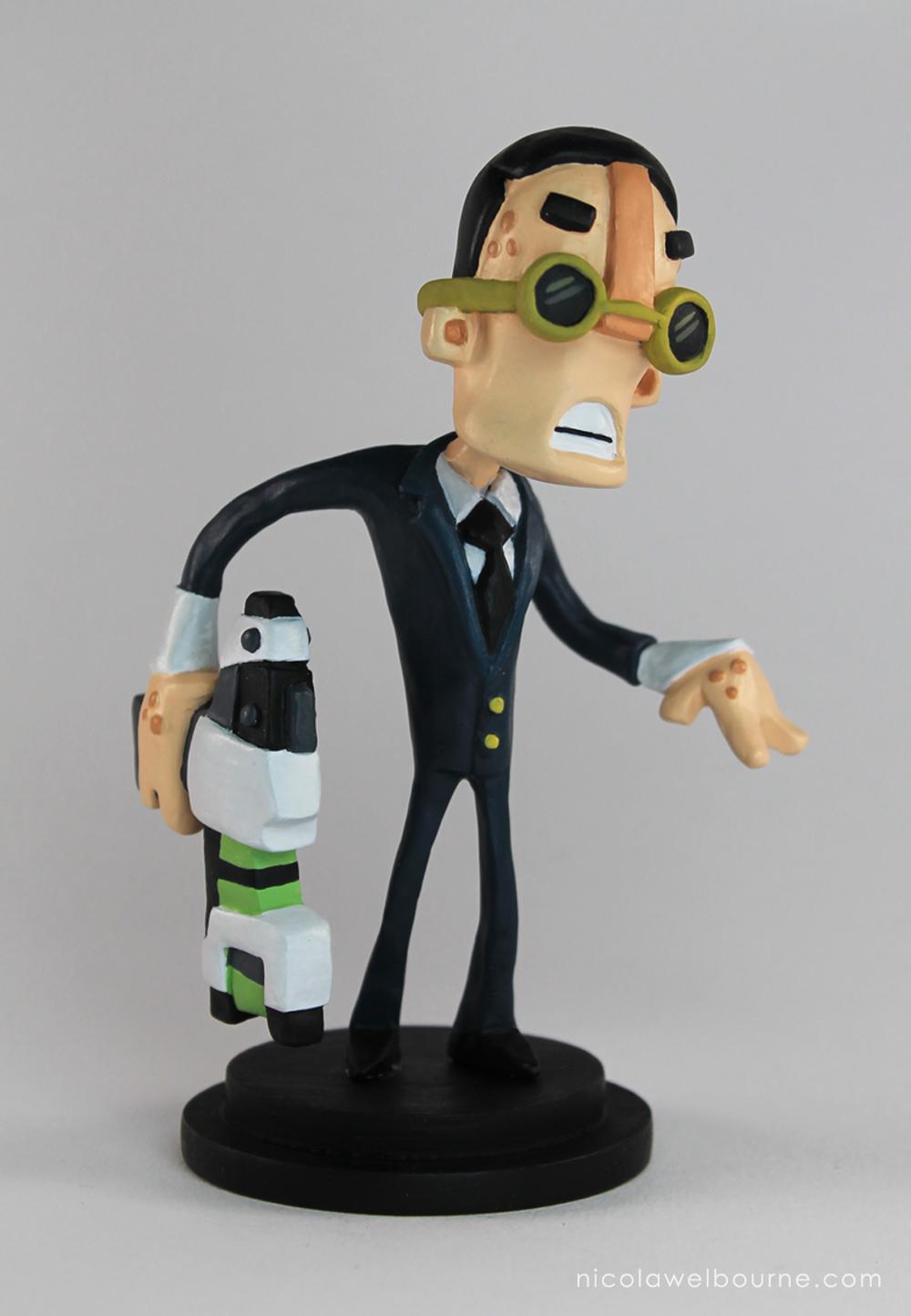 Thin Man Model