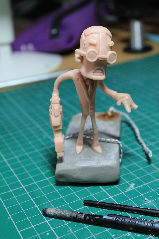 Thin Man Sculpt