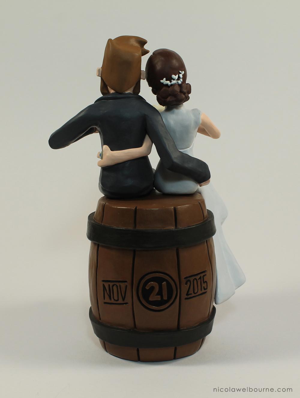 Wedding Topper Merry 002