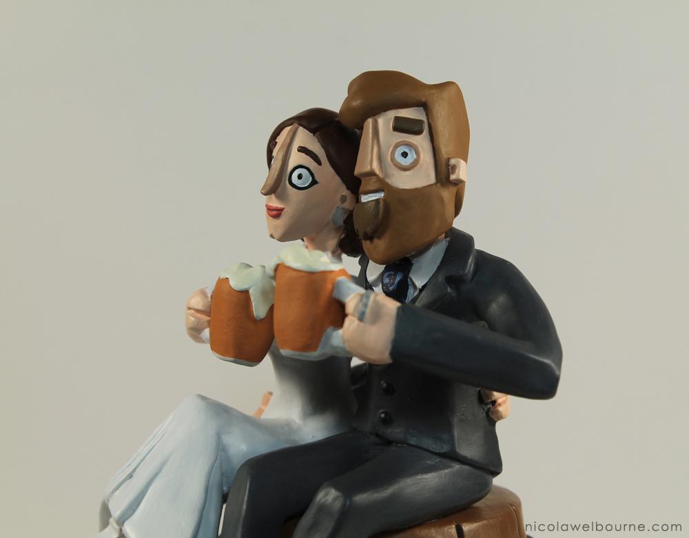 Wedding Topper Merry 004