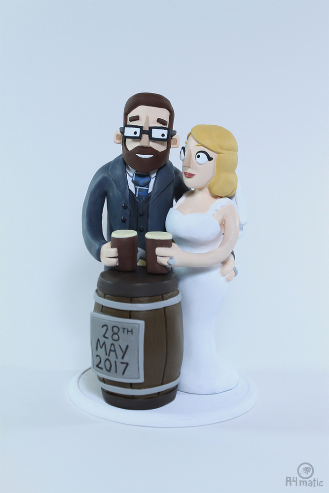 A4matic Cake Topper 03
