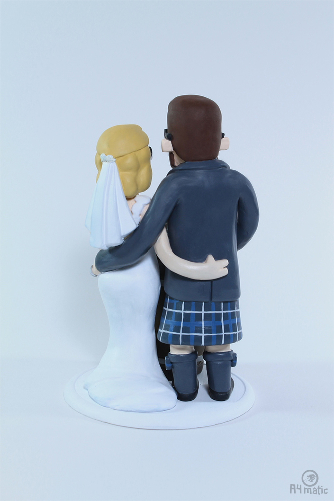 A4matic Cake Topper 05