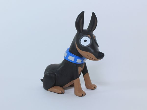 <span>Dog Model</span><i>→</i>