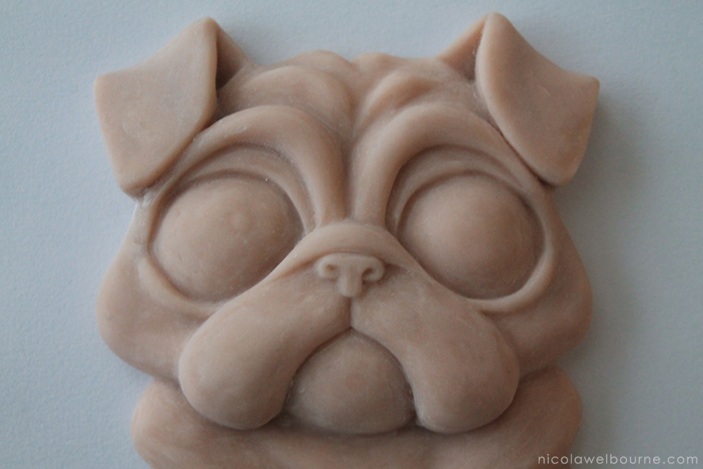 3D Pug Nic Welbourne 001