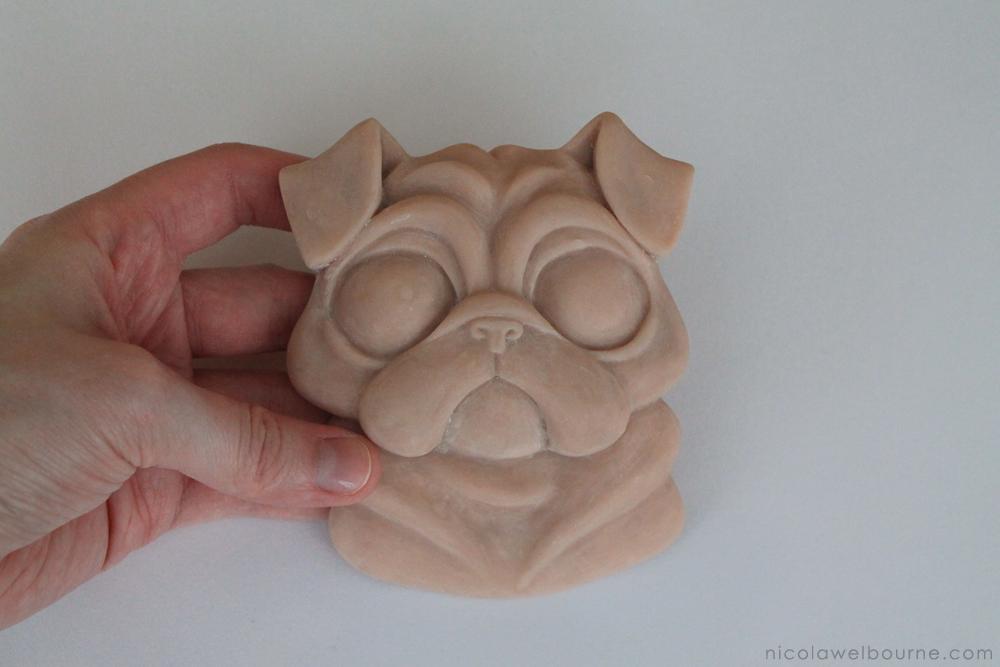 3D Pug Nic Welbourne 003