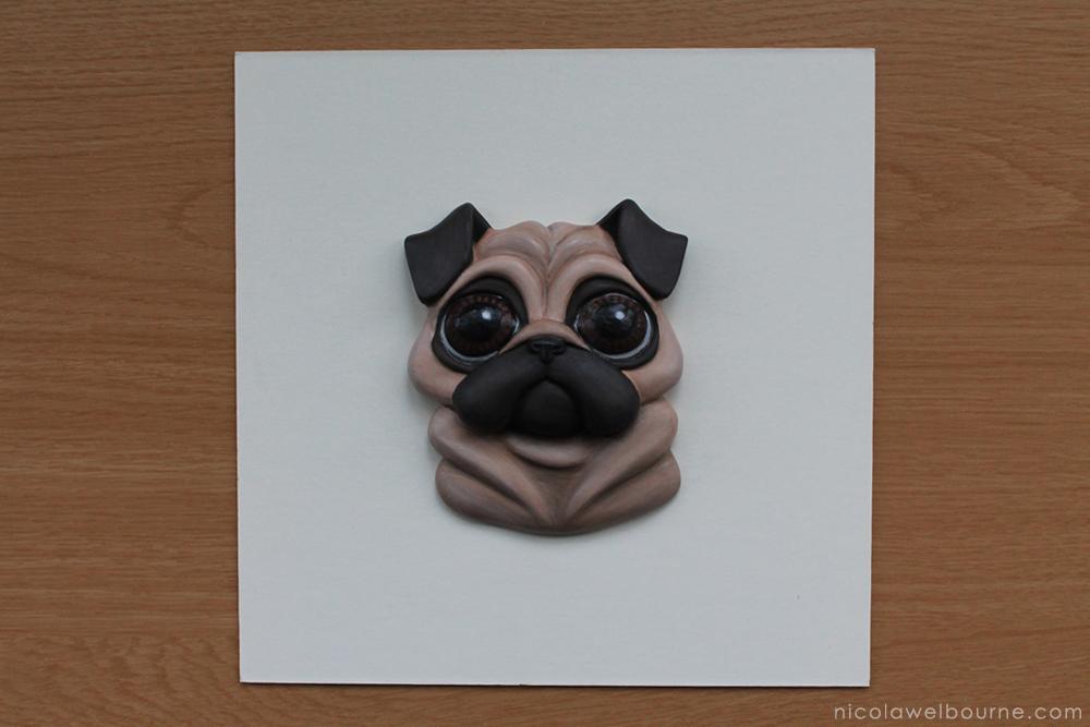 3D Pug Nic Welbourne 004