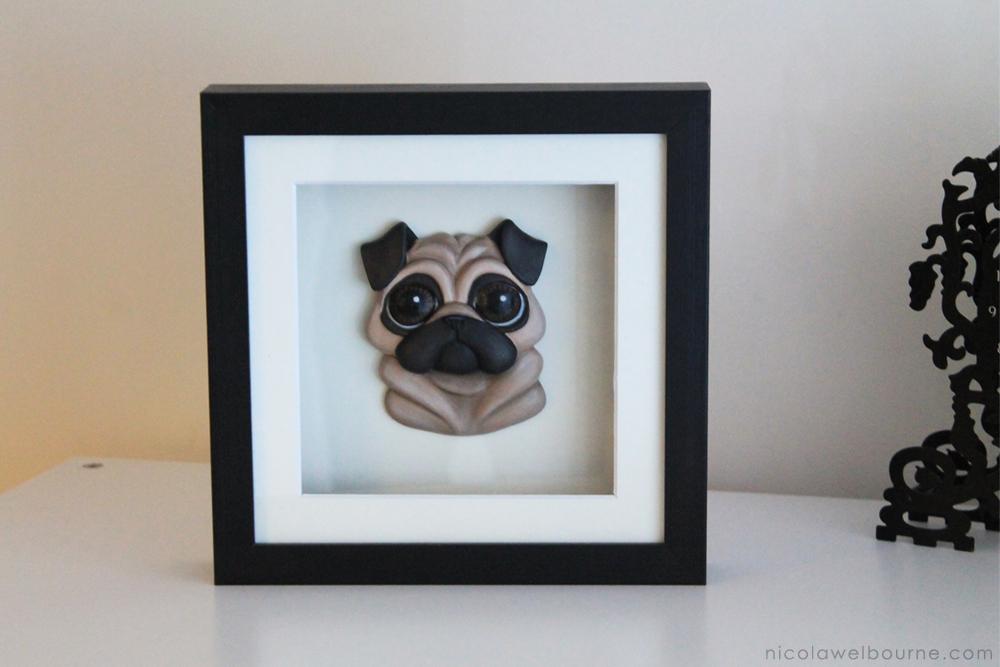 3D Pug Nic Welbourne 008