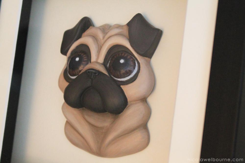 3D Pug Nic Welbourne 009