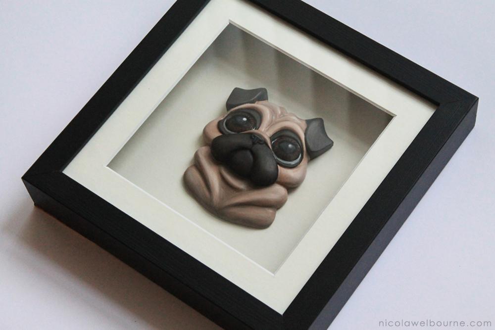3D Pug Nic Welbourne 010