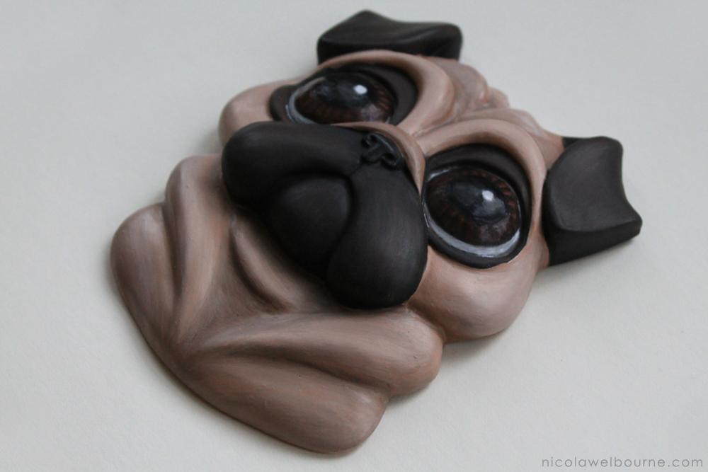 3D Pug Nic Welbourne 012